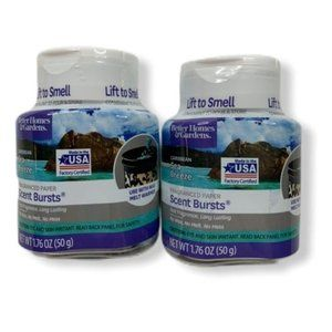 Better Homes & Garden Accents - Scent Burst Caribbean Sea Breeze 2 pack